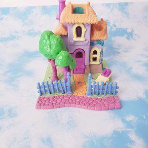 Vintage Polly Pocket Giraffe House 1994